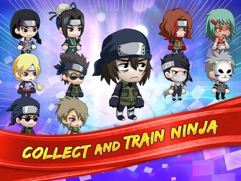 Ninja Heroes apk screenshot