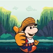 Subway Snoopy Jump icon