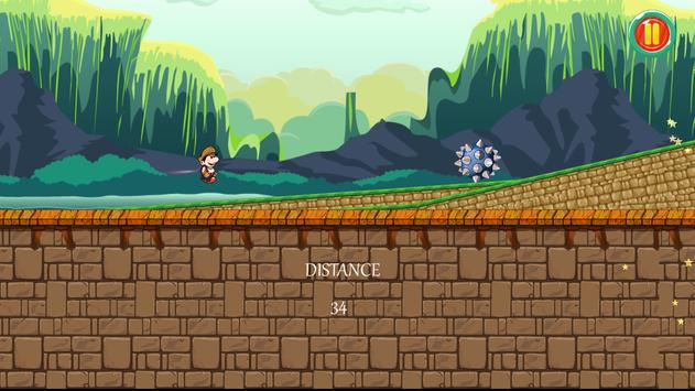 Subway Snoopy Jump screenshot 1