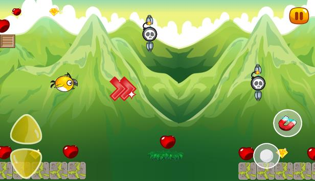 Subway Bird Adventure screenshot 1