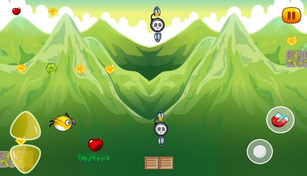 Subway Bird Adventure screenshot 2