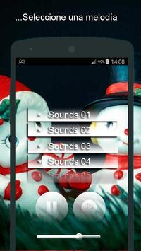 Romántica Navidad apk screenshot