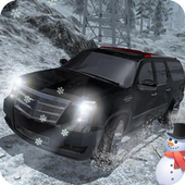 Offroad Escalade Snow Driving icon