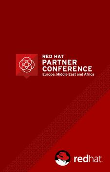 Red Hat EMEA PC 2017 poster