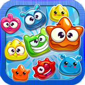 Jelly Charm Match 3 Cute Candy icon