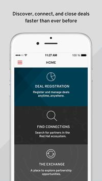 Red Hat Partner Link apk screenshot