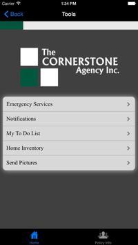 The Cornerstone Agency apk screenshot