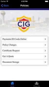 Carr Insurance Group screenshot 3