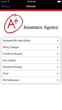 A-Plus Insurance Agency apk screenshot