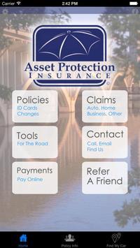 Asset Protection Insurance screenshot 1
