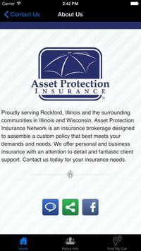 Asset Protection Insurance screenshot 2