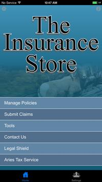 The Insurance Store poster