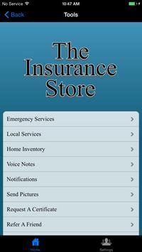 The Insurance Store screenshot 1