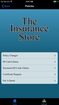 The Insurance Store screenshot 3