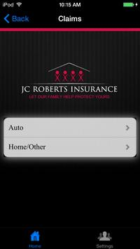 JC Roberts Insurance screenshot 3