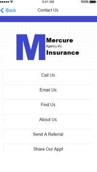 Mercure Insurance Agency apk screenshot