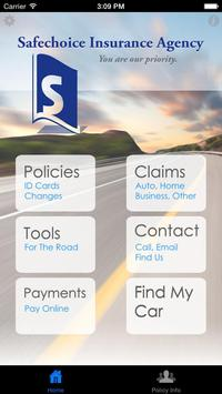 Safechoice Insurance Agency screenshot 1