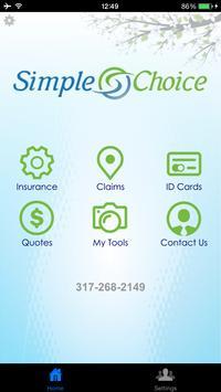 Simple Choice Insurance screenshot 1