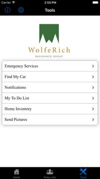 Wolfe Rich Insurance Group screenshot 3