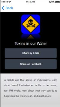 Toxins apk screenshot