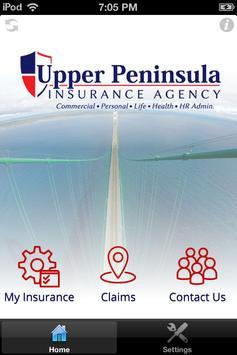 Upper Peninsula Insurance poster