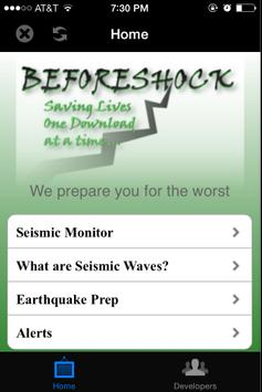 BeforeShock poster