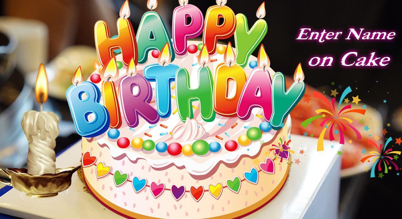 Kue Ulang Tahun Dengan Nama Edit Gambar For Android Apk Download