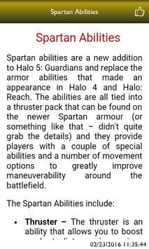 Guide for Halo 5: Guardians apk screenshot