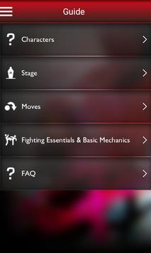 Guide for Street Fighter V poster