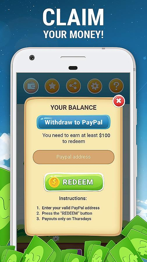 Games That Earn Paypal Money