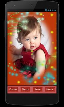 Glitter Photo Frames screenshot 4