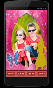 Glitter Photo Frames screenshot 1