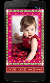 Glitter Photo Frames screenshot 2