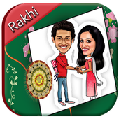 RakshaBandhan - Rakhi Frames icon