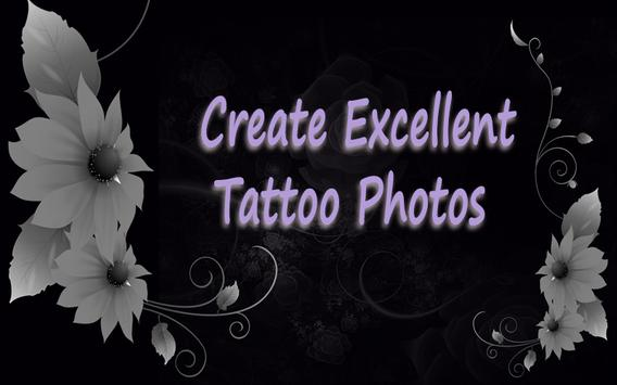 Tattoos On Photo poster