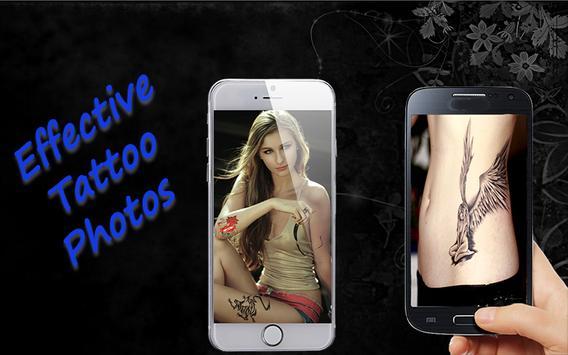 Tattoos On Photo apk screenshot