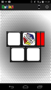 Rubik's Cube for Android Wear apk screenshot