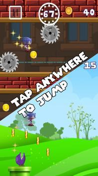 Jungle Super Sonic Run poster
