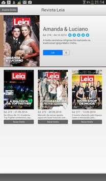 Revista Leia apk screenshot