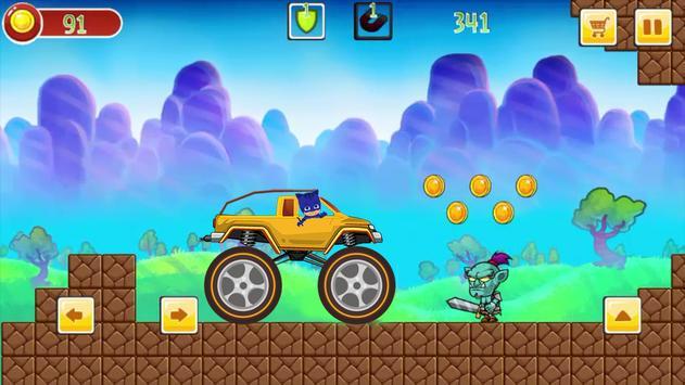 PJ Racing Mask Challenge apk screenshot