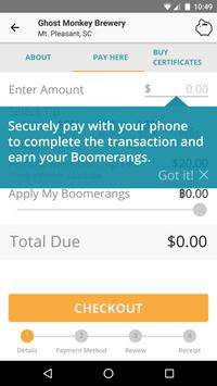 Boomerang Rewards apk screenshot