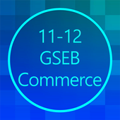11 GSEB  Commerce 12 GSEB  Commerce icon