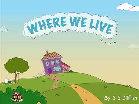Where We Live poster