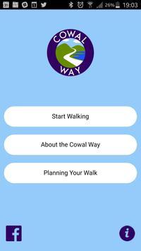 Cowal Way poster
