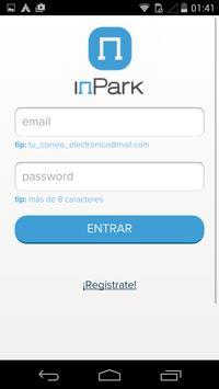 inPark apk screenshot