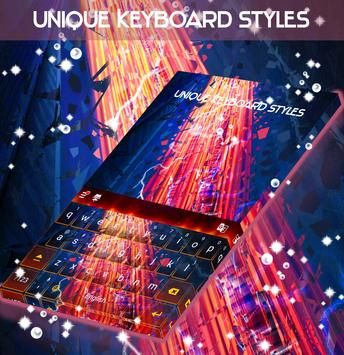 Unique Keyboard Styles poster