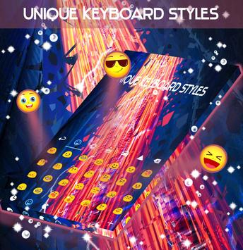 Unique Keyboard Styles screenshot 2