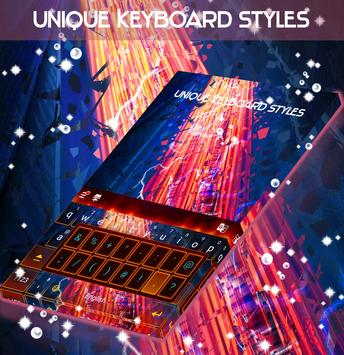 Unique Keyboard Styles screenshot 4