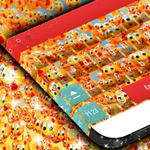 Emojis Photo Keyboard Themes icon
