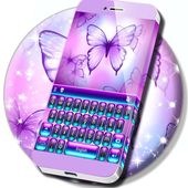 Butterfly Theme Keyboard icon